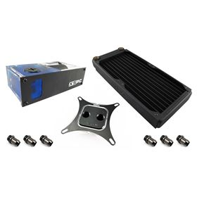 XSPC RayStorm 420 EX240 Watercooling Kit