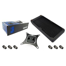 XSPC RayStorm 420 EX280 Watercooling Kit
