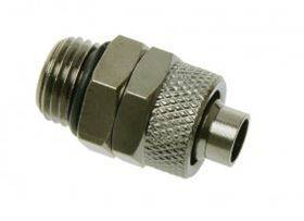 Push On - ¼ BSPP (G¼) - 11/8mm - Sort