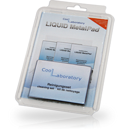 Coollaboratory Liquid Metal Pad - 3xCPU & 1xRS