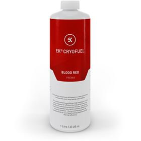 EK - Ekoolant Cryofuel - Blood RED - 1L