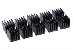 Alphacool GPU Heatsinks - 15x15mm - 10 stk.