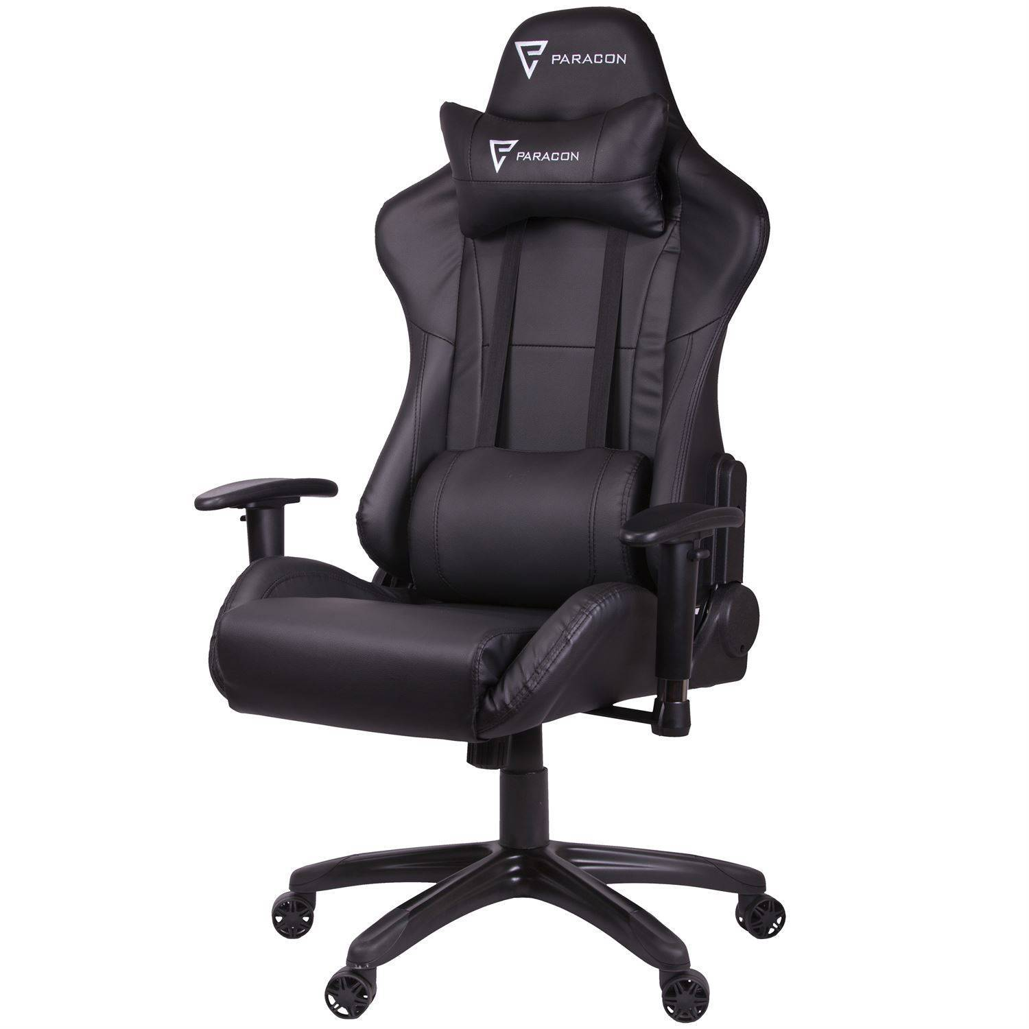 Paracon ROGUE XL Gamer Stol - Sort