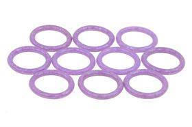 Phobya O-Ring - 11x2mm (G¼) - UV Lilla - 10 stk.